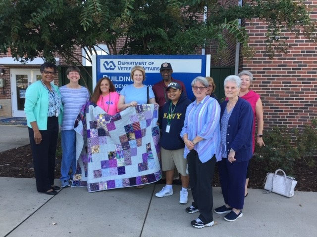 Quilters Trip September 18